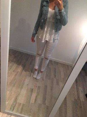 Jeansjacke Hellblau selten getragen