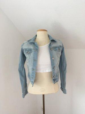 Jeansjacke hellblau von H&M