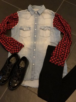 Primark Lumberjack Shirt multicolored