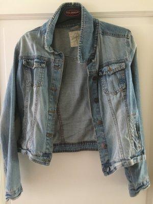 Jeansjacke in der Gr. 38