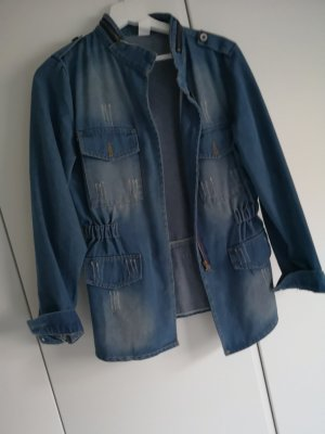 Jeansjacke in Größe S