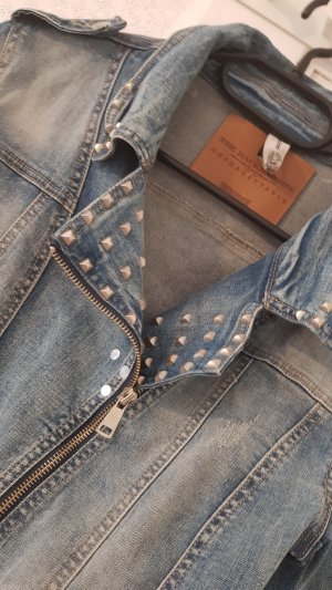 Jeansjacke Jacke Gr. L NEU Denim The Hackbarth's