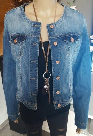Jeansjacke Jacke Jeans blau 36 38
