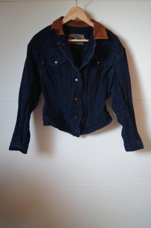 Denim Jacket multicolored