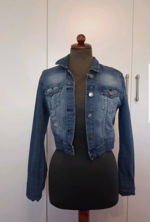 jeansjacke kurz h&m 12