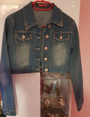 & other stories Short Jacket cornflower blue