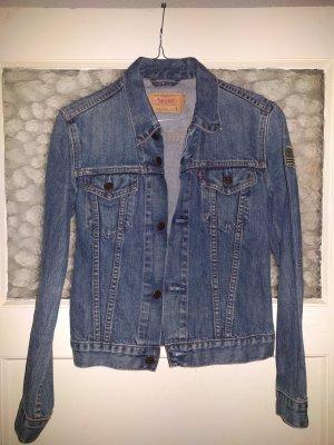 Levi's Veste en jean multicolore coton