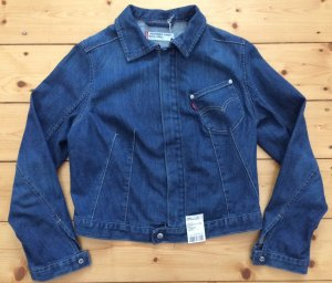 Jeansjacke Levis Engineered S dunkelblau Denim Aged NEU! mit Etiketten