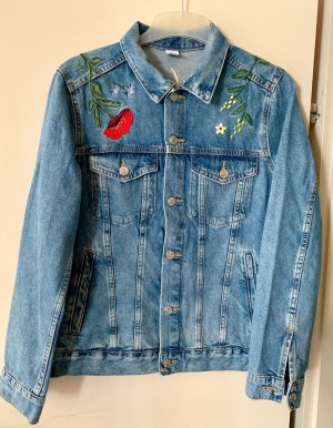 H&M Denim Jacket multicolored
