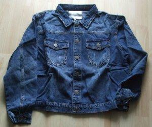 Jeansjacke mit Tigerkopf von Ichi
