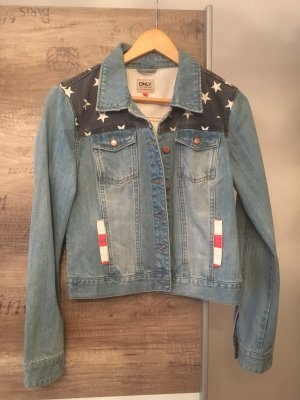 Only Denim Jacket multicolored