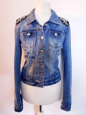 Only jeansjacken g nstig kaufen second hand - Jeansjacke perlen ...