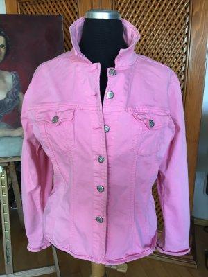 Cimarron Denim Jacket pink