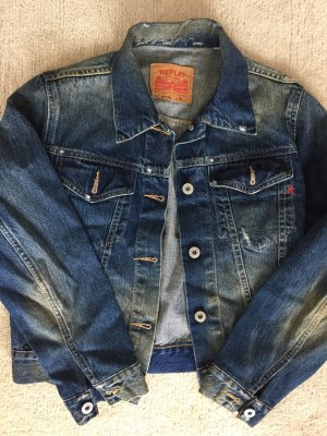 Jeansjacke Replay