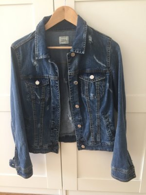 Jeansjacke used Look Style M