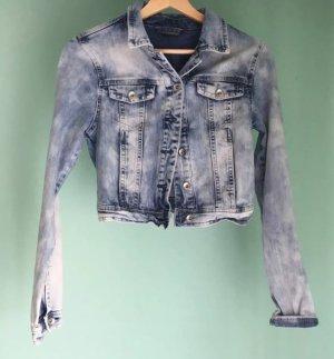 Jeansjacke, Vintage Jacke in XS