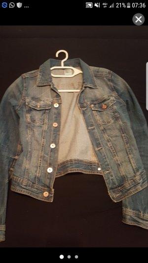 jeansjacke vom H&M