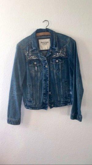 Jeansjacke von abercrombie und fitch