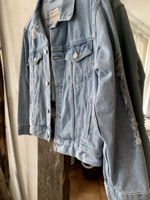 Asos Denim Jacket light blue