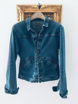 Comma Stretch Jeans steel blue-cornflower blue
