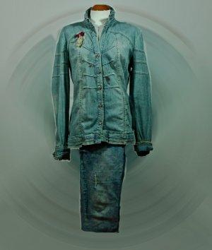 Jeansjacke von Elisa Cavaletti