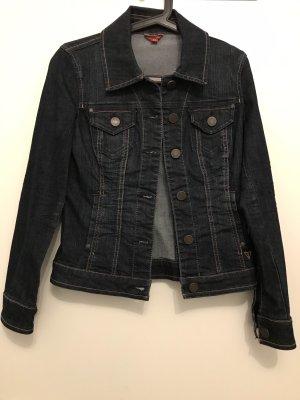 Guess Denim Jacket dark blue