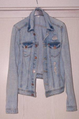 Jeansjacke von H&M Gr. 40