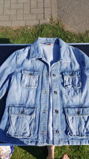 Jeansjacke von H&M, neuwertig, Größe 42