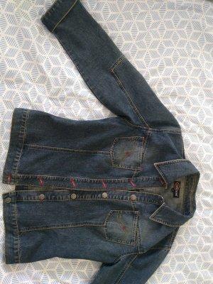 InScene Denim Jacket cornflower blue