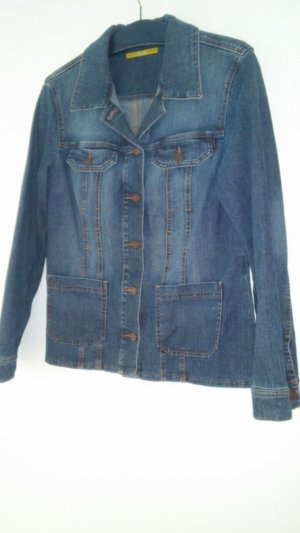 Jeansjacke von MAC Gr.L