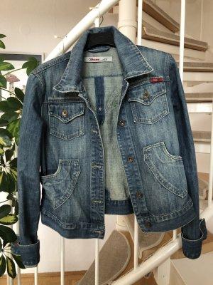 Jeansjacke von ONLY Gr L