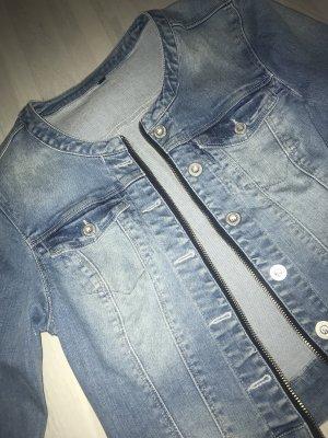 Jeansjacke von Only Größe 38