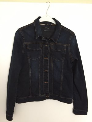 Opus Veste en jean bleu foncé