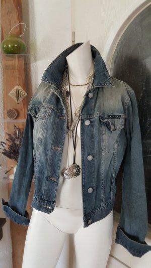 Jeansjacke von Sisley
