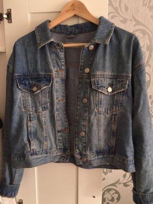 Jeansjacke von Topshop