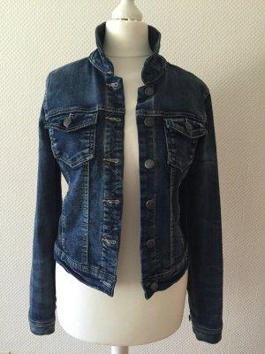Jeansjacke wie Neu dG 34 XS blau