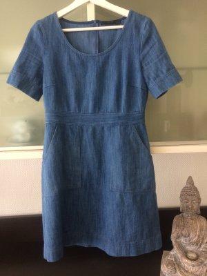 Hallhuber Denim Dress blue-azure