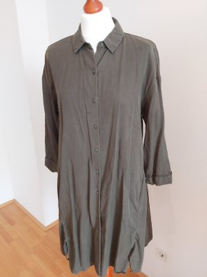 Zara Denim Dress khaki