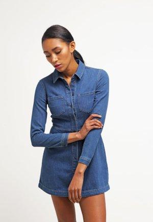 Jeanskleid 1x getragen