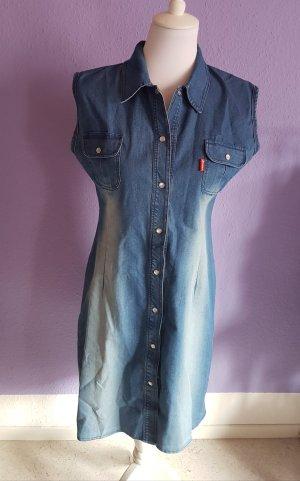 Miss Sixty Denim Dress blue