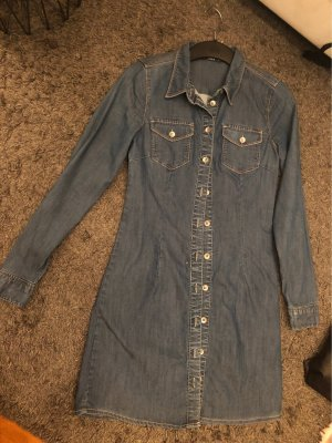 Only Denim Dress dark blue