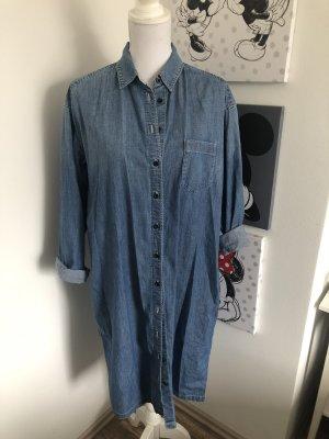 Uniqlo Jeansjurk veelkleurig