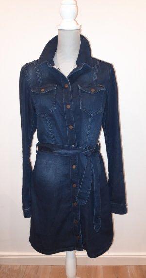 Pepe Jeans Denim Dress blue-dark blue