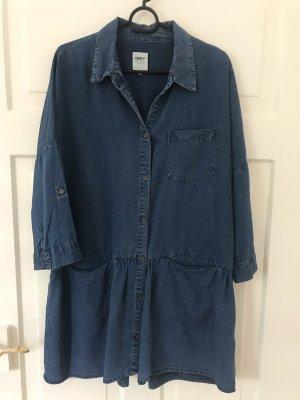 Only Denim Dress blue