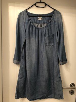 Esprit Denim Dress slate-gray