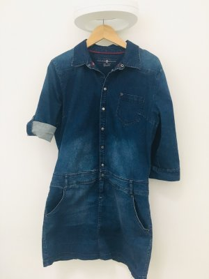 Tom Tailor Denim Abito denim blu scuro
