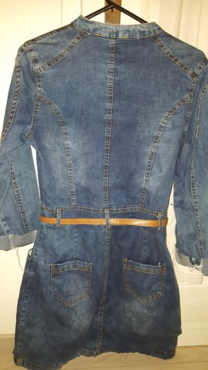 & other stories Denim Dress cornflower blue