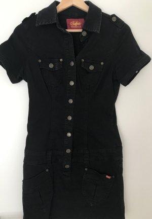 Buffalo Jeansjurk zwart