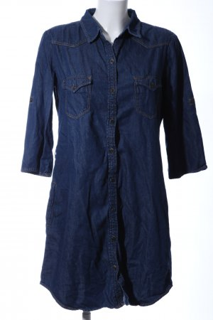 Denim Dress blue casual look