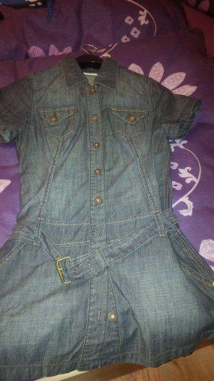Jeanskleid, blau - Marke: Gin Tonic - Größe 36